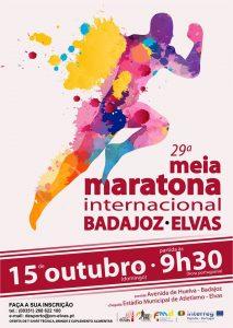 Meia-Maratona Badajoz Elvas