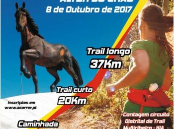 Cartaz I Trail do Cavalo