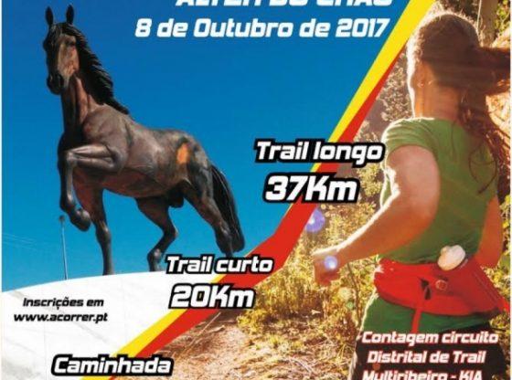 Cartaz I Trail do Cavalo