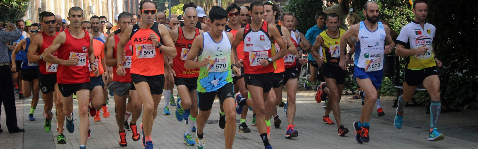 Partida Meia Maratona