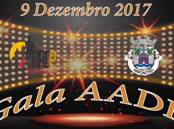 Grafismo Gala AADP