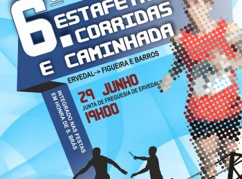 Estafeta Ervedal-figueira e Barros