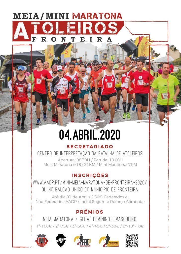 Meia Maratona dos Atoleiros 2020